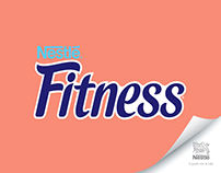 Fitness (Nestlé) - RRSS