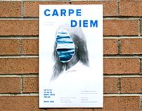 Affiche // Carpe Diem