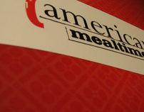 American Mealtime - Menu