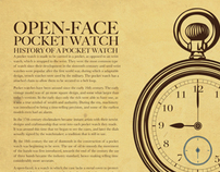 Pocket Watch Poster