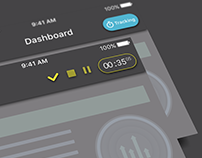 Quick timer button for To-Do app