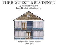 Rochester Beach Residence: Material Boards