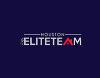 Houston Elite Team Logo Design