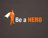 Be a Hero Storybooks