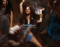 Chris Diaz Spring/Summer 2012 Campaign