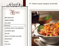 Maggiano's Online Ordering and Mobile Site