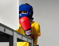 UAE Olympic Mascot