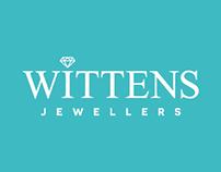 Wittens Jewellers Rebrand