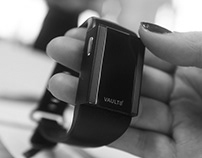 Vault0x - Wearable Hardware Wallet for Cryptocurrencies