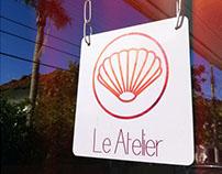 Id Visual Le Atelier e Let's Tshrits