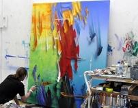 Ben Stack. Sydney Studio.