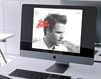 SINGER WEB PAGE