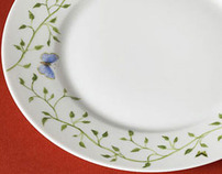 Porcelain Designs for Raynaud, Limoges