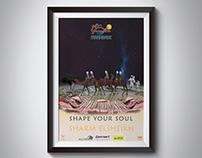 "4-Poster Sharm ELSheikh-Shape Your Soul""Marhbabkمرحبابك"