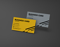 [FREE] Realistic Business Cards Mockup