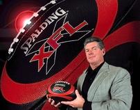 WWE XFL Team Identities and Branding