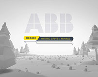 ABB mobile drive for Heavy Hybrid Electric Vehicles