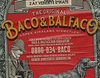 Baco&Balfaco Köpek Kiralama Hizmetleri