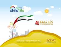 Skills4life Conference Artwork