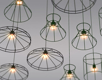 Cone lamps