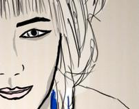 Sketch / Girl (2010)