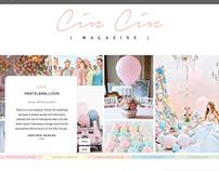 Blog Cin Cin Magazine