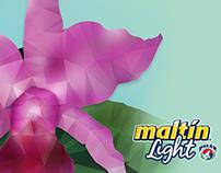 Maltín Polar Light - Social Media