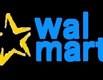 Global Company Rebrand: Walmart