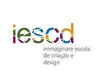 Nova Identidade Visual da Escola Immaginare
