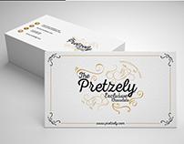Pretzely Ex: chocolate