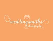 Weddingsmiths Photography Visual Identity