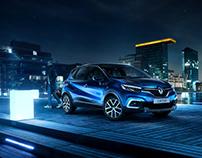 Renault CAPTUR S-EDITON / CGI
