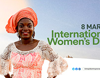 Intrepid Entrepreneurs 08 March Women day Visual