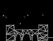 Autour du pont