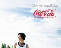 Coca Cola product catalogue