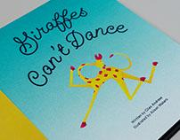 Giraffes Can't Dance Book Illustration