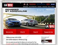 IABIL – Website Design Development Service