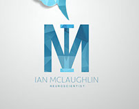 Ian McLaughlin - Neuroscientist | Brand Identity
