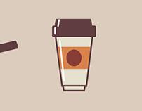 Coffe shop elements