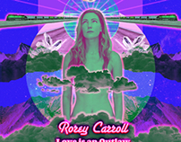 Cover Art for Rorey Carrol's Love Is An Outlaw