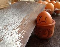The Sad Life and DEATH off Eggs