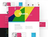Apex web design UX/UI