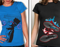 The 2011 Junos Concert Tees: 1980's and 2000's