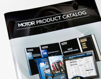 MOTOR Product Catalog & Packaging