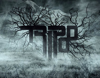 "TRIPOD - CD cover ""Nevermind this black album"""