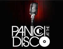 Panic at the Disco Web Page