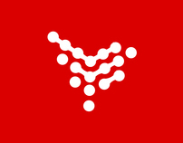 Squarepebble Logo Concept