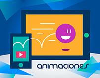 Animaciones y Piezas Audiovisuales