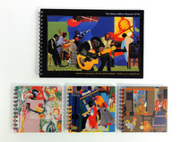 Nelson-Atkins Romare Bearden Sketchbooks