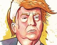 Trump to America